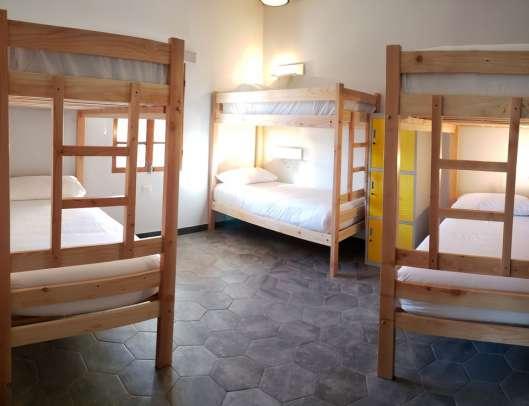 Hotel Jardín Atacama | San Pedro de Atacama | Chile dorm_7-529x406 Quarto para 6