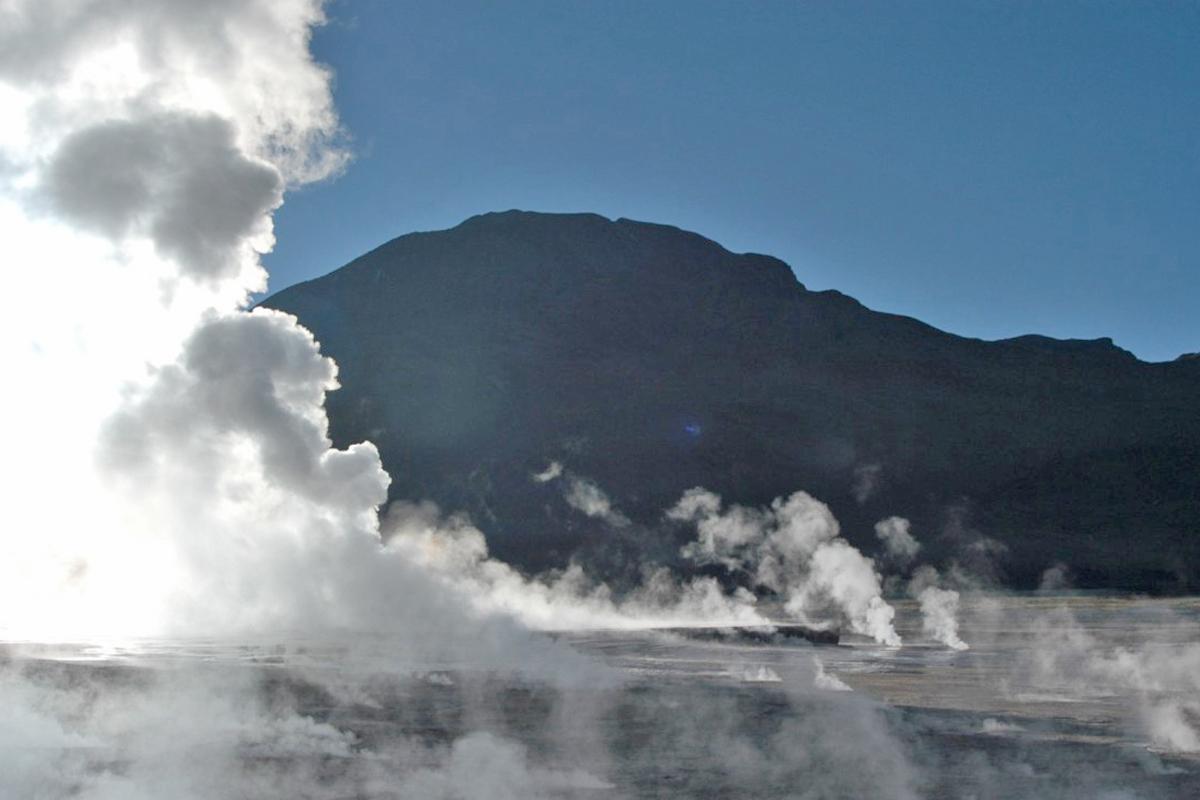 Hotel Jardín Atacama   San Pedro de Atacama   Chile geysers-del-tatio Tour Geyser del Tatio